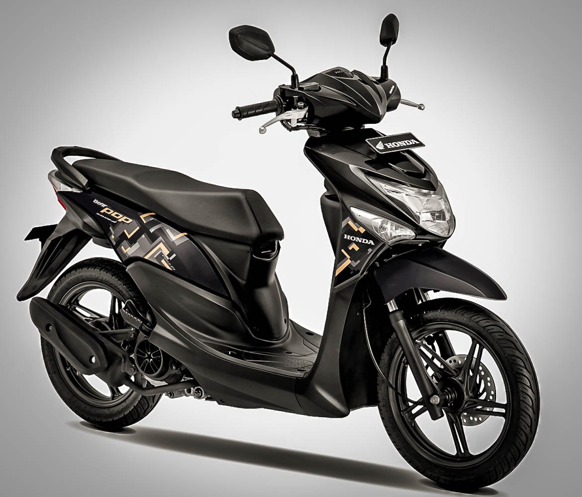 Ide 88 Modifikasi Honda Beat Esp 2017 Terkeren Janur Modifikasi